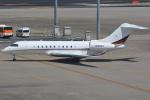 jun☆さんが、羽田空港で撮影したネットジェット・インターナショナル BD-700-1A11 Global 5000の航空フォト(写真)