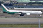 jun☆さんが、羽田空港で撮影したカルエア 767-3P6/ERの航空フォト(写真)