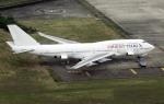 planetさんが、台湾桃園国際空港で撮影したオリエント・タイ航空 747-441の航空フォト(写真)