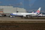 dianaさんが、台湾桃園国際空港で撮影したチャイナエアライン 737-809の航空フォト(写真)