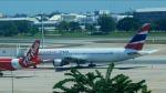 SIMESABA1089さんが、ドンムアン空港で撮影したオリエント・タイ航空 767-346の航空フォト(写真)