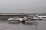 nrtbase_sigmaさんが、成田国際空港で撮影したマレーシア航空 A350-941XWBの航空フォト(写真)