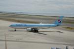 eagletさんが、中部国際空港で撮影した大韓航空 A330-223の航空フォト(写真)