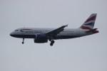 resocha747さんが、ロンドン・ヒースロー空港で撮影したブリティッシュ・エアウェイズ A319-131の航空フォト(写真)