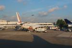 シフォンさんが、シンガポール・チャンギ国際空港で撮影したフランス空軍 A340-212の航空フォト(飛行機 写真・画像)