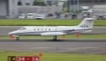 キイロイトリさんが、福岡空港で撮影したChiron Flight Services Pte Ltd 35Aの航空フォト(写真)