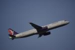 JA8037さんが、成田国際空港で撮影したマカオ航空 A321-231の航空フォト(写真)