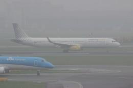 航空フォト:EC-MMH ブエリング航空 A321