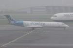 resocha747さんが、アムステルダム・スキポール国際空港で撮影したノルディカ CL-600-2C10 Regional Jet CRJ-701ERの航空フォト(写真)