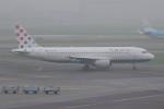 resocha747さんが、アムステルダム・スキポール国際空港で撮影したクロアチア航空 A320-214の航空フォト(写真)
