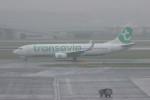 resocha747さんが、アムステルダム・スキポール国際空港で撮影したトランサヴィア 737-8K2の航空フォト(写真)