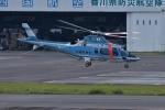 qooさんが、高松空港で撮影した沖縄県警察 A109E Powerの航空フォト(飛行機 写真・画像)