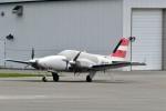 Dojalanaさんが、札幌飛行場で撮影したエアロファシリティー 58 Baronの航空フォト(写真)