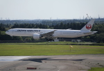MOHICANさんが、成田国際空港で撮影した日本航空 777-346/ERの航空フォト(写真)