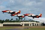 Tomo-Papaさんが、フェアフォード空軍基地で撮影したスペイン空軍 C-101EB Aviojetの航空フォト(写真)