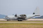 チャッピー・シミズさんが、岩国空港で撮影したアメリカ海兵隊 KC-130J Herculesの航空フォト(写真)