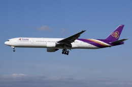 soranchuさんが、福岡空港で撮影したタイ国際航空 777-3D7の航空フォト(写真)