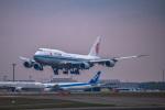 Cygnus00さんが、新千歳空港で撮影した中国国際航空 747-89Lの航空フォト(写真)