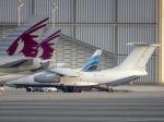 cornicheさんが、ドーハ・ハマド国際空港で撮影したアルファ・エア Il-76TDの航空フォト(飛行機 写真・画像)
