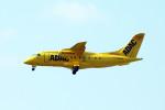Gambardierさんが、フランクフルト国際空港で撮影したエアロ・ディーンスト(ADAC) 328-310 328JETの航空フォト(写真)