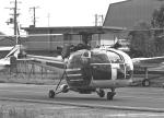 チャーリーマイクさんが、八尾空港で撮影した大阪市消防航空隊 SA-316B Alouette IIIの航空フォト(写真)