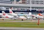 nagareboshiさんが、伊丹空港で撮影した日本エアコミューター ATR-42-600の航空フォト(写真)