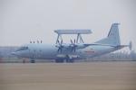 ちゃぽんさんが、珠海金湾空港で撮影した中国人民解放軍 空軍 Y-8 (KJ-200)の航空フォト(飛行機 写真・画像)