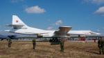 ちゃぽんさんが、ジュコーフスキー空港で撮影したロシア空軍 Tupolev Tu-160の航空フォト(飛行機 写真・画像)