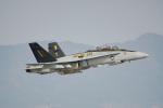 ちゃぽんさんが、岩国空港で撮影したアメリカ海兵隊 F/A-18D Hornetの航空フォト(飛行機 写真・画像)