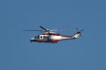 NFファンさんが、厚木飛行場で撮影した横浜市消防航空隊 AW139の航空フォト(写真)