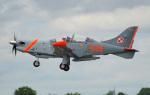 ちゃぽんさんが、フェアフォード空軍基地で撮影したポーランド空軍の航空フォト(飛行機 写真・画像)