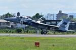 yukitoさんが、名古屋飛行場で撮影した航空自衛隊 F-15DJ Eagleの航空フォト(写真)