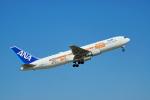 ちゃぽんさんが、岩国空港で撮影した全日空 767-381/ERの航空フォト(写真)