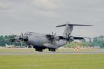 ちゃぽんさんが、フェアフォード空軍基地で撮影したエアバス・ミリタリ A400Mの航空フォト(飛行機 写真・画像)