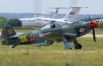 ちゃぽんさんが、ジュコーフスキー空港で撮影したソビエト空軍 Yak-9UMの航空フォト(飛行機 写真・画像)