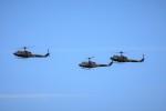 T.Sazenさんが、伊丹空港で撮影した陸上自衛隊 UH-1の航空フォト(飛行機 写真・画像)