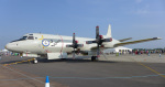 ちゃぽんさんが、フェアフォード空軍基地で撮影したドイツ海軍 P-3C Orionの航空フォト(写真)