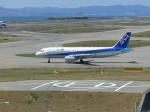 うすさんが、関西国際空港で撮影した全日空 A320-214の航空フォト(写真)