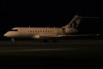 北の熊さんが、新千歳空港で撮影したカタール・エグゼクティブ BD-700-1A11 Global 5000の航空フォト(写真)