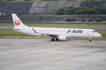 kumagorouさんが、長崎空港で撮影したジェイ・エア ERJ-190-100(ERJ-190STD)の航空フォト(写真)