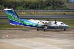 kumagorouさんが、長崎空港で撮影したオリエンタルエアブリッジ DHC-8-201Q Dash 8の航空フォト(写真)
