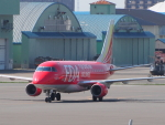 札幌飛行場 - Sapporo Airfield [OKD/RJCO]で撮影されたフジドリームエアラインズ - Fuji Dream Airlines [JH/FDA]の航空機写真