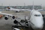 Take51さんが、フランクフルト国際空港で撮影したルフトハンザドイツ航空 747-430の航空フォト(写真)