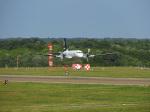 おっつんさんが、能登空港で撮影したエアロラボ YS-11A-212の航空フォト(写真)