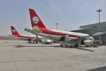 TAOTAOさんが、西寧曹家堡空港で撮影した四川航空 A319-133の航空フォト(写真)