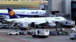 誘喜さんが、フランクフルト国際空港で撮影したルフトハンザドイツ航空 A320-214の航空フォト(写真)