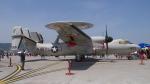 SVMさんが、岩国空港で撮影したアメリカ海軍 E-2D Advanced Hawkeyeの航空フォト(写真)