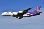 Izumixさんが、成田国際空港で撮影したタイ国際航空 A380-841の航空フォト(写真)