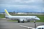Dojalanaさんが、札幌飛行場で撮影したフジドリームエアラインズ ERJ-170-200 (ERJ-175STD)の航空フォト(飛行機 写真・画像)