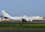 bluesky05さんが、成田国際空港で撮影したアトラス航空 747-47UF/SCDの航空フォト(写真)